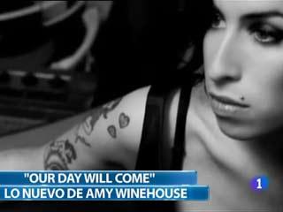 Ver vídeo  'Más Gente - Lanzan un disco póstumo de Amy Winehouse'