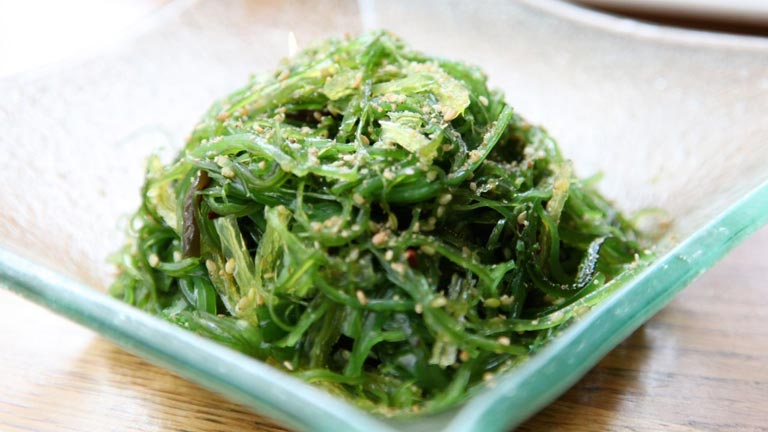 Más Gente - Más Cocina - Cocina con algas