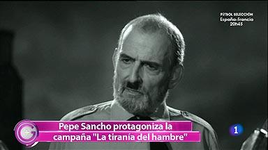 Ver vídeo  'Más Gente - Pepe Sancho denuncia la 'dictadura del hambre''
