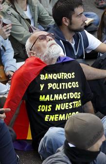 MÁS DE MIL PERSONAS SE CONCENTRAN CERCA DEL CONGRESO Y CORTAN EL TRÁFICO