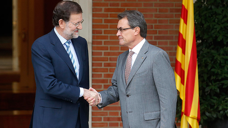 Mas tomar&aacute; &quot;decisiones&quot; tras el no de Rajoy a la negociaci&oacute;n del pacto fiscal