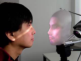 Ver vídeo  'Máscarabot, la cara más humana de la robótica'