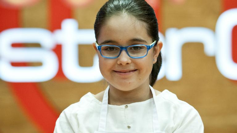Masterchef junior esther 11 a os 6 de primaria le n for Cocinando con sergio en la1