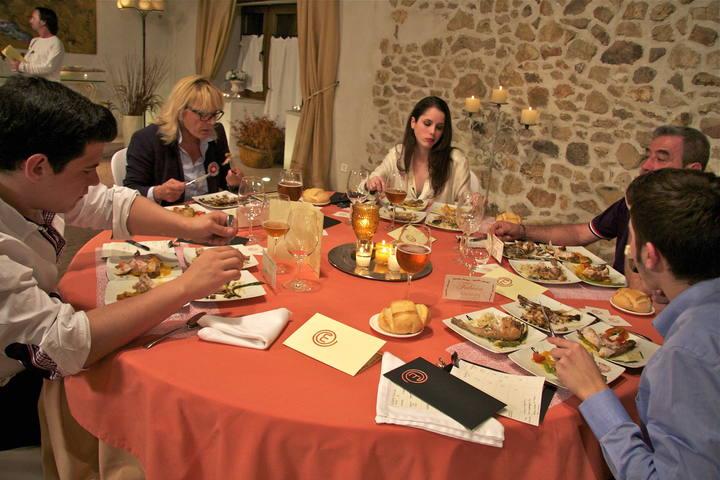 Agenda m gica de mar master chef programa 6 repesca for Cocinar ortiguillas