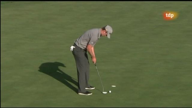 Golf - Masters Andalucía, 1ª jornada (2)  - 27/10/11