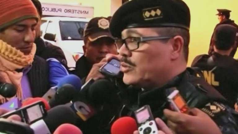 Asesinados ocho policías en Guatemala