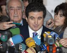 El expresidente balear Jaume Matas