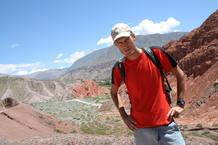 Matías Callone, autor de Visión Beta
