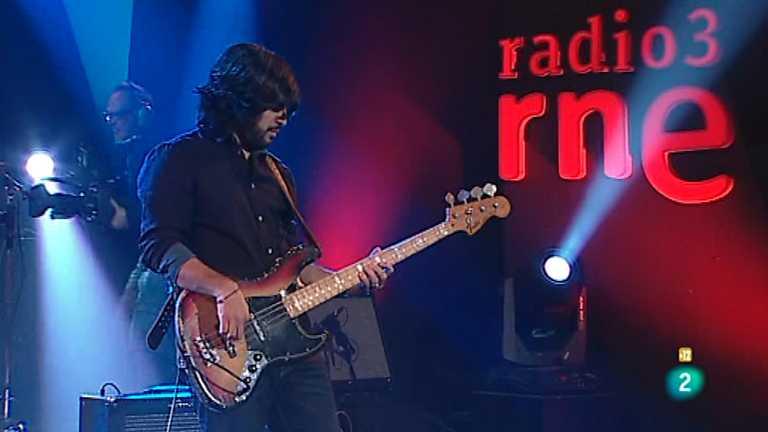 Los conciertos de Radio 3 - Matias Eisen
