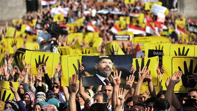 Máxima tensión en Egipto tras cuatro días de violencia