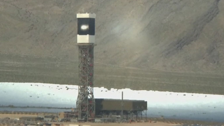 Entra en funcionamiento la mayor planta solar del mundo