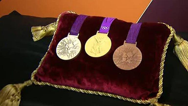 Las medallas olímpicas de Londres a la vista de TVE
