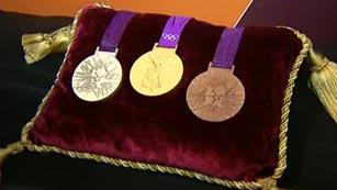 Ver vídeo  'Las medallas olímpicas de Londres a la vista de TVE'