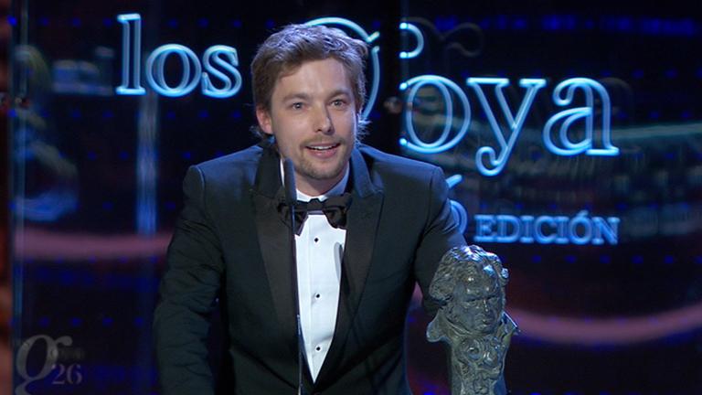 Mejor actor revelación - Premios Goya 2012