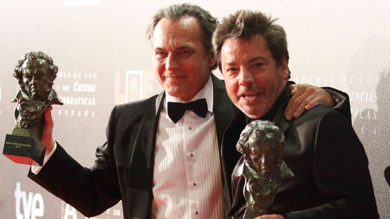 Mejor dirección - Premios Goya 2012
