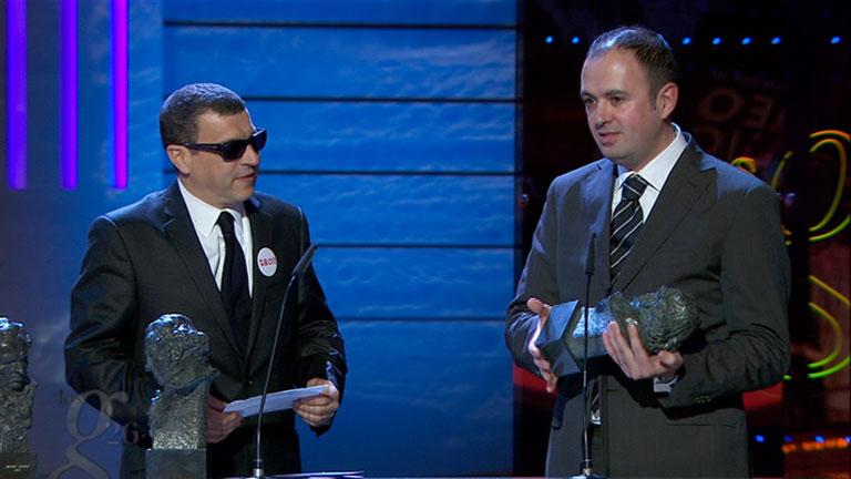 Mejor sonido en directo - Premios Goya 2012