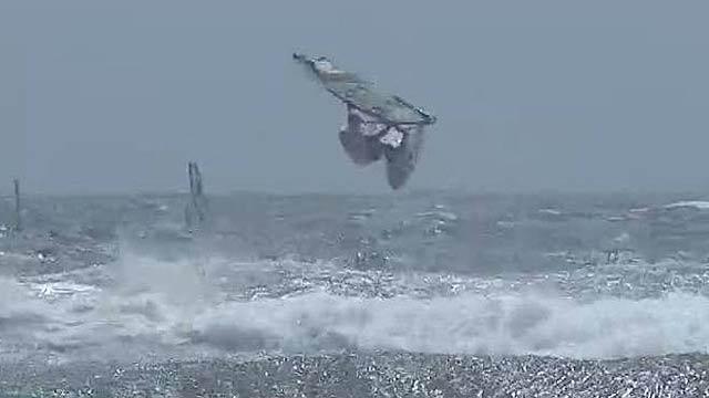 El mejor surf, en Tenerife