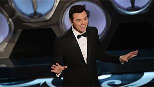 Los mejores chistes de Seth MacFarlane en los Oscar