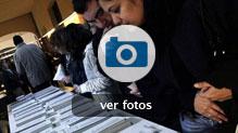 Las mejores imágenes de las elecciones en Cataluña