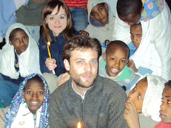 Los mejores recuerdos de Etiopía están junto a los huérfanos de Wukro