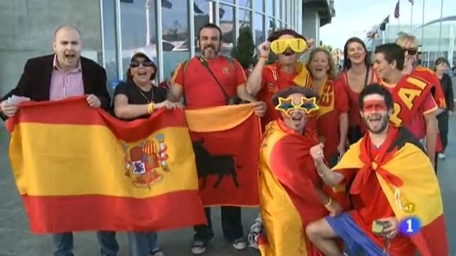 Españoles en el mundo - Melbourne