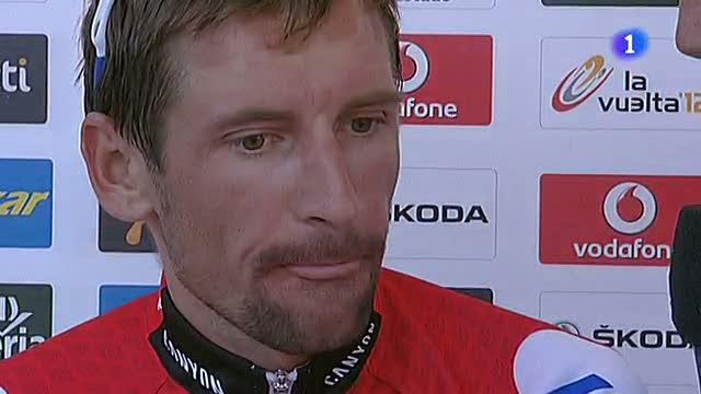 """Menchov: """"El papel de Katusha en esta Vuelta ha sido brillante"""""""
