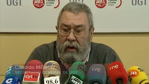 Ver vídeo  'Méndez afirma que la huelga general convocada el 29M es la más justificada de la democracia'
