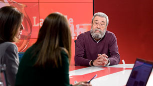 Ver vídeo  'Méndez avisa de que la reforma financiera puede subir el paro por las fusiones'