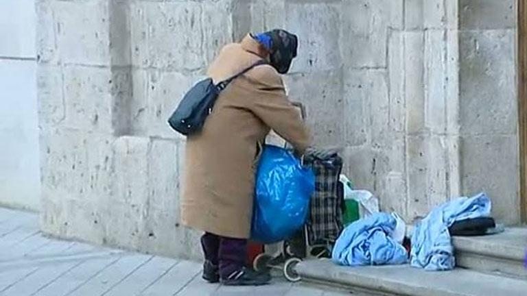 El Tribunal Superior de Castilla y León anula la prohibición de mendigar en Valladolid