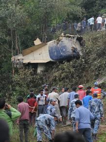 Al menos 18 personas han muerto en el accidente.