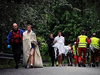 Ver vídeo  'Al menos 91 muertos en un doble atentado en Noruega'