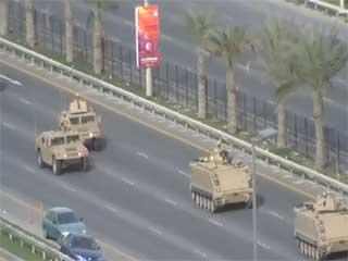 Ver v?deo  'Al menos cuatro personas han muerto y un centenar están heridas en las manifestaciones en Banhréin'