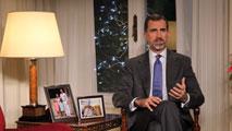 Mensaje de Navidad de Su Majestad el Rey de 2014