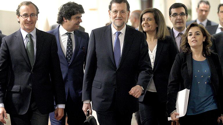 Rajoy lanza un mensaje de tranquilidad