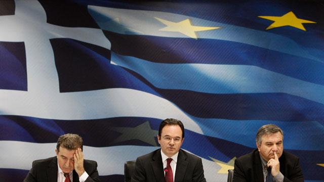 Ver v?deo  'A los mercados les preocupa Grecia'