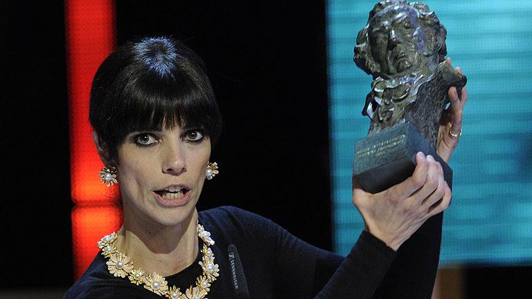 """Maribel Verdú, Mejor Actriz por """"Blancanieves"""""""