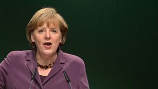 """Ver vídeo  'Merkel anuncia la preparación de una """"agenda del crecimiento"""" para la Unión Europea'"""