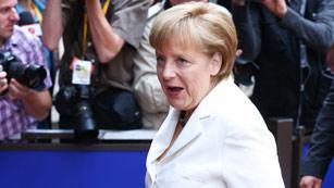 """Ver vídeo  'Merkel insiste que no habrá """"ninguna prestación sin contraprestación""""'"""