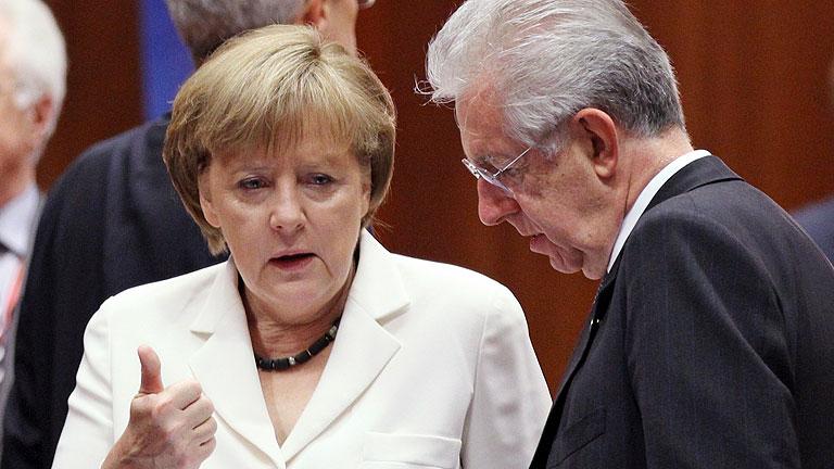 Merkel y Mo