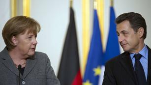 Ver vídeo  'Merkel y Sarkozy advierten a Grecia de que bloquearán las ayudas si no concreta las reformas'