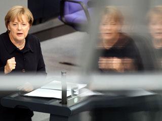 Ver vídeo  'Merkel, satisfecha con el fallo del Constitucional alemán'