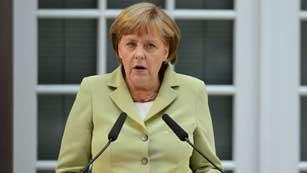 Ver vídeo  'Merkel ve a España como un aliado para impulsar el crecimiento'