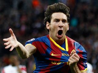 Ver vídeo  'Messi adelanta al Barcelona (1-2)'