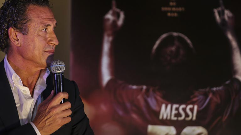 """Messi"", el documental sobre los orígenes del 'crack'"