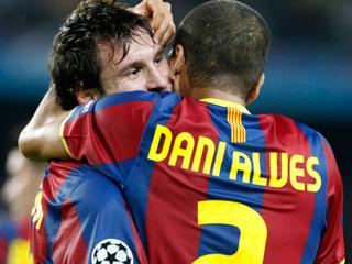 Ver v?deo  'Messi lidera el espectáculo culé'
