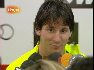 Ver v?deo  'Messi y los trabajos del Barça'