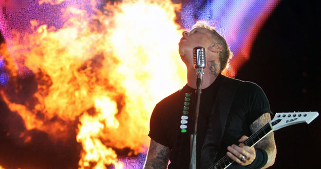 METALLICA SE PRESENTA EN ROCK IN RIO