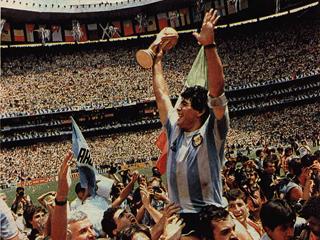 Ver vídeo  'México 86, el Mundial del 10 argentino'