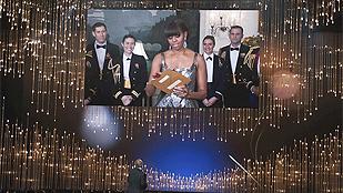 Michelle Obama presenta por sorpresa el Oscar a mejor película