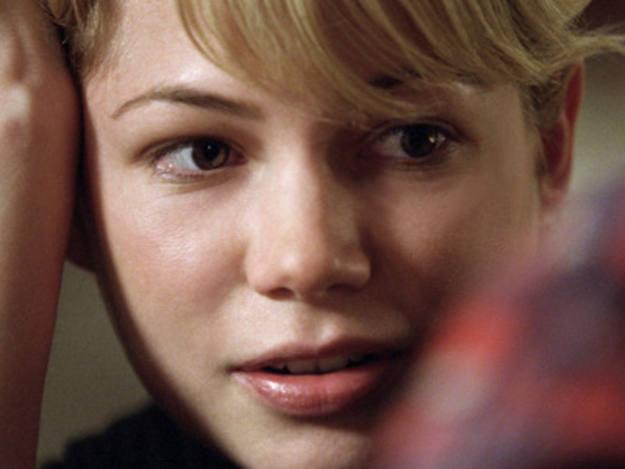 Michelle Williams, conocida por su papel en la popular serie norteamericana 'Dawson Creek' , protagoniza el drama romántico 'Take this waltz'.